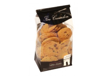 Name cranberry shortbreads