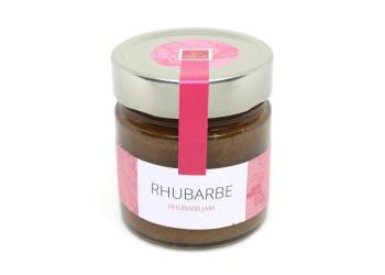 Confiture Rhubarbe 300g