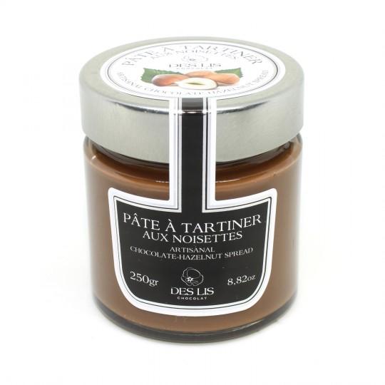 Chocolate hazelnut spread