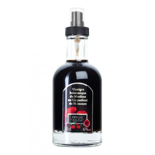 Modena balsamic vinegar with poppy